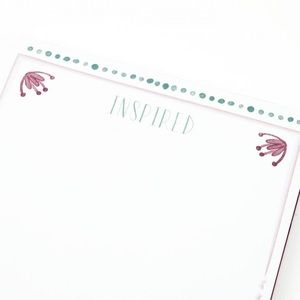 Paper Destiny Office - Paper Destiny Inspired Notepad